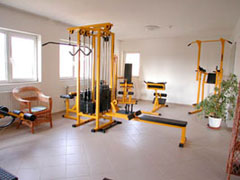 Sportpension Wagner Fitness 2