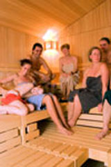 Sportpension Wagner Sauna 2